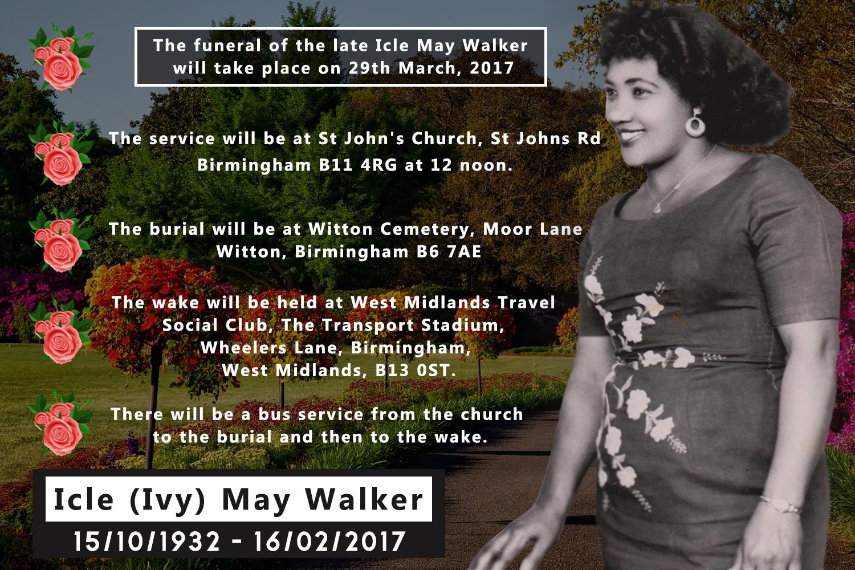 Ivy WALKER